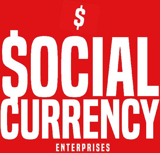 social currency enterprise white logo