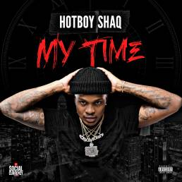 HotBoyShaq My Time album cover